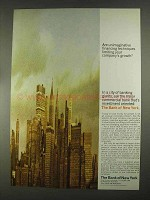 1967 Bank of New York Ad - Unimaginative Financing