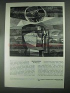 1967 Cornell Aeronautical Laboratory Ad - Physics