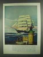 1967 Cutty Sark Scotch Ad - Scores of Brands