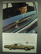 1968 Cadillac Fleetwood Eldorado Ad - Owner Look Twice