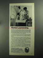 1968 National Association of Real Estate Boards Ad