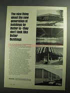 1968 Butler Buildings Ad - New Generation