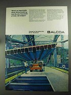 1968 Alcoa Aluminum Ad - Thousands of Tired Old Bridges