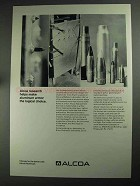 1968 Alcoa Aluminum Ad - Aluminum Armor Logical Choice