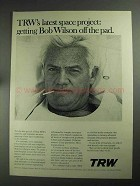 1968 TRW Inc. Ad - Latest Space Project
