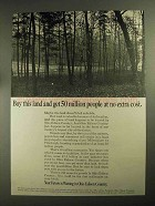 1968 Ohio Edison Ad - 50 Million People No Extra Cost