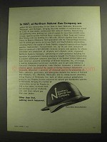 1968 Northern Natural Gas Company Ad