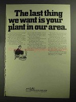 1968 AEP American Electric Power System Ad - Last Thing