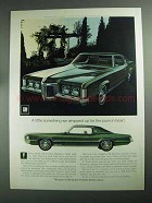 1969 Pontiac Grand Prix Ad - For the Pure in Heart