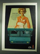 1968 International Harvester Truck Ad - She Uses Trucks
