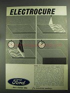 1968 Ford Motor Company Ad - Electrocure