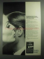 1968 Lark Cigarettes Ad - National-Tell-A-Friend-What