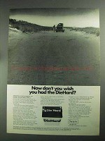 1968 Sears Die Hard Battery Ad - Now Don't You Wish