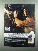 2004 Bel-Ray EXS Synthetic Motor Oil Ad - Billy Lane