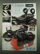 2003 Corbin Heated Dual Touring Saddle Ad