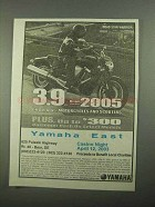 2003 Yamaha Road Star Warrior Motorcycle Ad