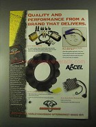 2000 Biker's Choice Accel Ad - Spark Plugs, Regulators