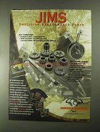 2000 Biker's Choice JIMS 5-Speed Gears, Flywheel Ad