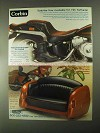 2000 Corbin Young Guns Saddle Ad - For Y2 Softail