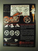 2000 Performance Machine Ad - Wheels, Switch, Brakes