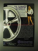 2000 Performance Machine Forged Aluminum Wheels Ad