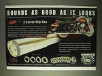 2000 White Brothers E-Series Slip-Ons Exhaust Ad