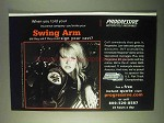 2000 Progressive Motorcycle Insurance Ad - Swing Arm