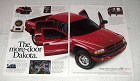 2000 Dodge Dakota Quad Cab Pickup Truck Ad - More-Door