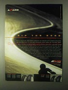 1999 Avon Azaro Tires Ad - Rip The Road