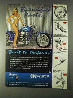 1998 Performance Machine Motorcycle Parts Ad