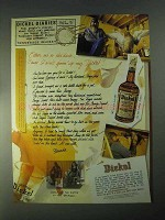 1998 Dickel Whisky Ad - Either Me or The Duck