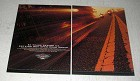 1998 Harley-Davidson Motorcycles Ad - Open Road Ahead