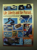 1993 Drag Specialties Parts & Accessories Ad - Liberty