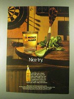 1991 Monte Alban Mezcal Ad - Nice Try