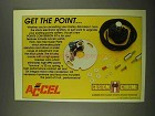 1990 Custom Chrome Accel Points Conversion Kit Ad