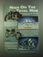 1986 Drag Specialties Parts & Accessories Ad - High Hog