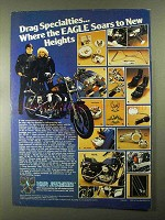 1982 Drag Specialties Parts & Accessories Ad - Soars