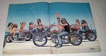 1978 David Mann Illustration - Show Your Tits