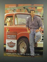 1997 Swisher Sweets Little Cigars Ad - Taste Quality