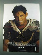 1996 Milk Ad - Steve Young