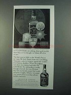 1996 Jack Daniel's Whiskey Ad - Lots of Folks