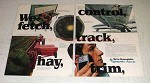 1968 Sperry Rand Ad - New Holland Hay Baler, Univac +