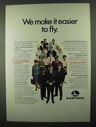1968 Eastern Airlines Ad - We Make it Easier To Fly