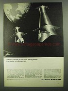 1968 Martin Marietta Aerospace Ad - Making Waves