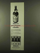 1968 Muirhead's Scotch Ad - Got You Over a Bottle
