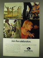 1968 Eastern Airlines Ad - Join the Celebration