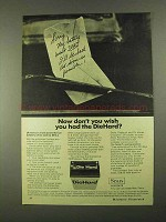 1968 DieHard Battery Ad - Don't You Wish You Had