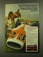 1968 Ford Autolite Ignition Coil Ad - Racing Car