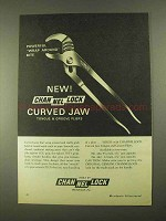 1968 Channellock Curved Jaw Tongue & Groove Pliers Ad
