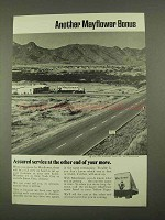 1968 Mayflower Transit Ad - Another Bonus